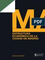 Estructura Económica de la Ciudad de Madrid