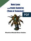 Boss Guide - Mistress Sasszine - Patreon Member (1)