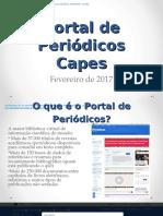 Portal Peri-dicos CAPES Guia 2017-10