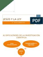Jesús y la Ley
