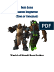 Boss Guide Demonic Inquisition Patreon Member