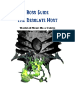 Boss Guide - The Desolate Host - Patreon Member