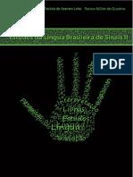 Estudo da Língua  Brasileira de Sinais II