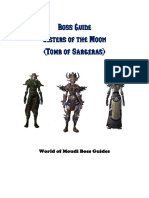 Boss Guide - Sisters of the Moon