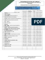 Listado de Convenios Electronica