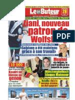 LE BUTEUR PDF du 28/07/2010