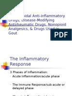 NSAIDs, DMARDs & Antigout1(2)
