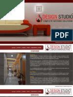 Company Profile Design Studio