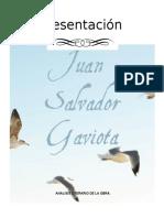 Analisis Literario -Juan Salvador Gaviota - Generico