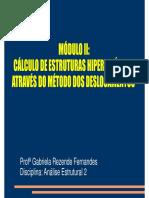 Método dos Deslocamentos [Modo de Compatibilidade].pdf