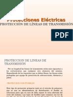 Protecciones Electricas Proteccion Lineas Transmision