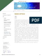 Nodo Optico y Hfc - Ipcotv
