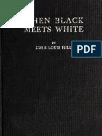 (1922) When Black Meets White