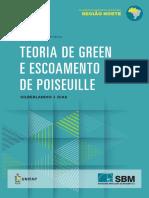 Teoria de Green e Escoamento de Poiseuille Gilberlandio Dias