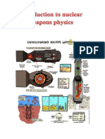 Introduction to Nuclear Weapon Physics and Design