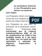 La Verdadera Historia Oculta de Los Picapiedra