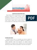 Definición de Endocrinología