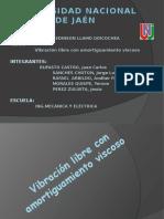 DINAMICA VIBRACION