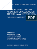 2006 - Unresolved Issues and New Challenges to the LOS