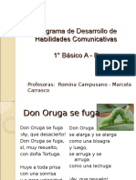 DON ORUGA - DIA 4