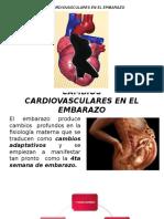 Cambios Cardiovasculares en El Embarazo 22