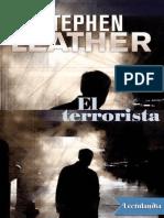 El Terrorista - Stephen Leather