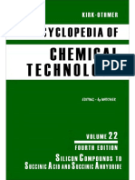 Kirk-Othmer Encyclopedia of Chemical Technology [Vol 22]