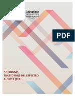 Antología Trastornos del Espectro Autista (TEA)