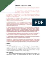 Resolução CONAMA Nº 001 Artigo 6 - Relatório Do Residêncial