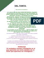FÁBULA DEL TONTO.doc