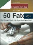 50 Fatos-Qual é o Significado Dos Numeros Do Apocalipse-Édino Melo -Ferramentas