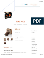 TURD FUZZ – Dr. No Effects Webshop