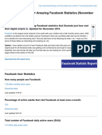 Expandedramblings.com-By the Numbers 200 Amazing Facebook Statistics November 2015