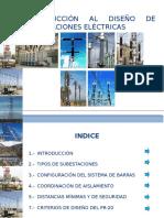 1. Introducción Al Diseño de Subestaciones Eléctricas