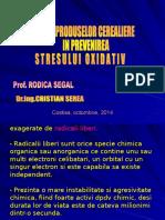 Aportul Produselor Cerealiere in Prevenirea Stresului Oxidativ.ppt1