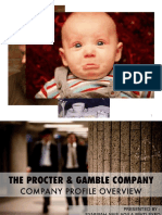 The Procter & Gamble company new