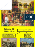 Corts de Cadis i Const 1812.