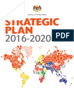 Strategic Plan 2016 - 2020 - Ministry of Foreign Affairs (Public)