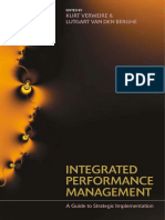 PERFORMANCE MANAGEMENT Integrated Performance Management a Guide to Strategy Implementation
