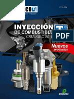 FALLAS SENSORES Catalogo Tomco Fuel Injection 2016