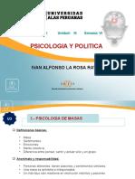 Psicología Humana_psicologia y Politica_sem06