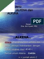 3-Reaksi Alkena Dan Alkuna