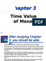 Time Value of Money Ch3
