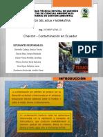 Chevron Ecuador Grupo 2