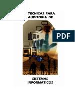 Técnicas para Auditoría de Sistemas