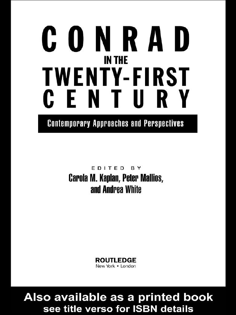 Conrad in the twentieth century joseph conrad heart of darkness fandeluxe Choice Image