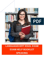 Exam Help Booklet Speaking LC 28-09-2016