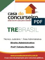 Apostila Tre Brasil Direito Administrativo (1)