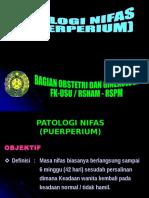 PATOLOGI NIFAS 4