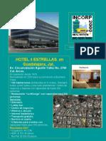GUADALAJARA, JAL. HOTEL EN VENTA
